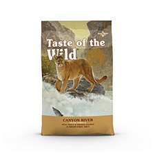 Taste of the Wild Grain Free Feline Canyon River 2kg Dry Cat Food