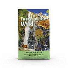 Taste of the Wild Grain Free Feline Rocky Mountain 2kg Dry Cat Food