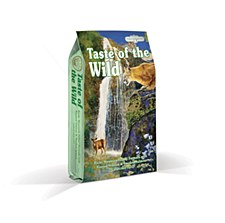 Taste of the Wild Grain Free Feline Rocky Mountain 7kg Dry Cat Food