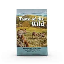 Taste of the Wild Grain Free Canine Small Breed Appalachian Valley 2kg Dry Dog Food