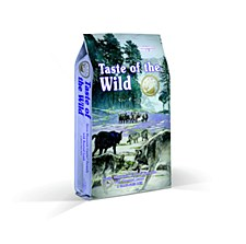 Taste of the Wild Grain Free Canine Sierra Mountain 13kg Dry Dog Food
