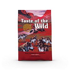Taste of the Wild Grain Free Canine Southwest Canyon 12.2kg Dry Dog Food