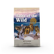 Taste of the Wild Grain Free Canine Wetlands 12.2kg Dry Dog Food