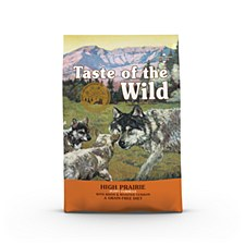 Taste of the Wild Grain Free Puppy High Prairie 2kg Dry Dog Food
