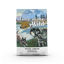 Taste of the Wild Grain Free Puppy Pacific Stream 2kg Dry Dog Food