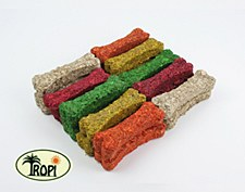 Tropi Munchie Knotted Bone 5 inch Dog Treats (20 Pack)