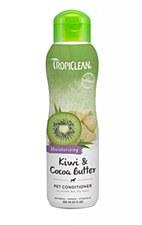 Tropiclean Dog Conditioner Kiwi & Cocoa Butter 355ml