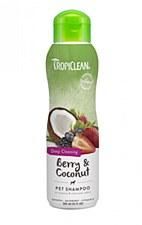 Tropiclean Dog Shampoo Berry & Coconut 355ml