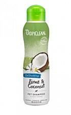 Tropiclean Dog Shampoo Lime & Coconut 355ml