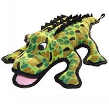 Tuffy Sea Creatures Gary Gator Dog Toy