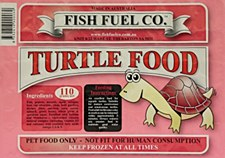 Fish Fuel Co. Turtle Food 110g Frozen
