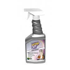 urineOFF Small Animal Odour & Stain Remover 500ml
