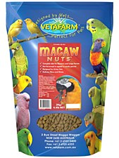 Vetafarm Macaw Nuts 2kg Bird Food