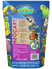 Vetafarm Neocare 450g Bird Food