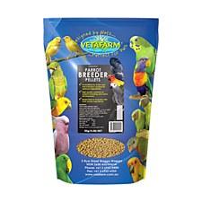Vetafarm Parrot Breeder Pellets 2kg Bird Food