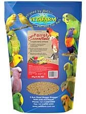 Vetafarm Parrot Essentials 2kg Bird Food
