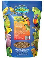 Vetafarm South American Mix 2kg Bird Food