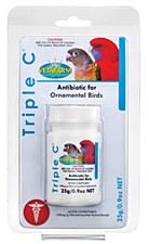 Vetafarm Triple C Antibiotic for Ornamental Birds 25g