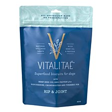 Vitalitae Superfood Biscuits for Dogs Hip & Joint Dog Treats 350g