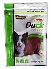 Wanpy Duck Jerky 100g Dog Treats