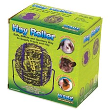Critter Ware Hay Roller Small Pet Toy