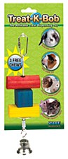 Critter Ware Treat-K-Bob Small Pet Treat