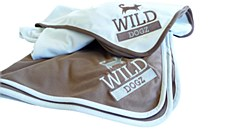 Wild Dogz Dog Blanket Latte Small