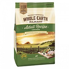 Whole Earth Farms Adult Recipe Chicken 3kg Dry Dog Food