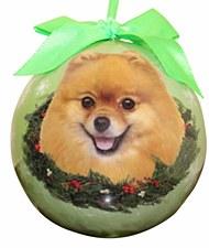 Swish Collection Christmas Bauble Pomeranian