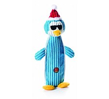 Charming Pet Bottle Penguin 44cm Christmas Dog Toy
