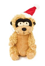 FuzzYard Mimi Meerkat Small Christmas Dog Toy