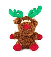 FuzzYard Rocky Reindeer Small Christmas Dog Toy