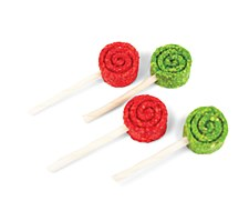 Kazoo Munchy Lollipop Christmas Dog Treats (4 Pack)