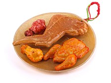 Kazoo Chicken Dinner 175g Christmas Dog Treats