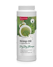 Yours Droolly Dry Dog Shampoo Manuka Honey Almond & Jojoba Oil 100g