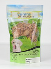 Yummi Australian Chicken Nibbles 200g Dog Treats
