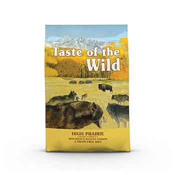 Taste of the Wild Grain Free Canine High Prairie 12.2kg Dry Dog Food