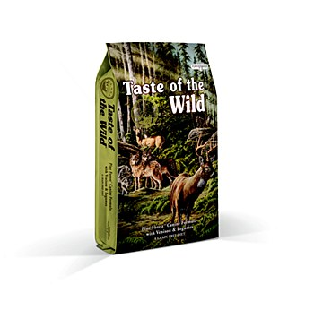 Taste of the Wild Grain Free Canine Pine Forest 13kg Dry Dog Food