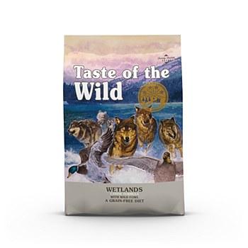 Taste of the Wild Grain Free Canine Wetlands 12.2kg Dry Dog Food