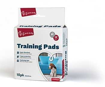 Yours Droolly Training Pads (10 Pack)