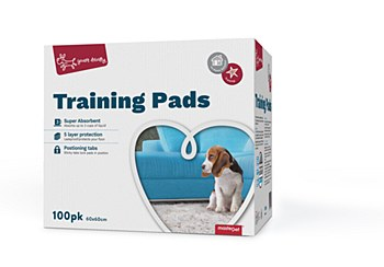 Yours Droolly Training Pads (100 Pack)