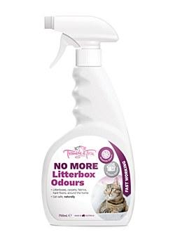 Trouble & Trix No More Litterbox Odours Spray 750ml