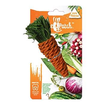 Veggie Patch Carrot Chew 14cm Small Pet Treat