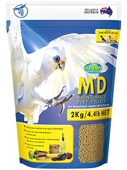 Vetafarm Maintenance Diet Pellets 2kg Bird Food
