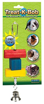 Critter Ware Treat-K-Bob Small Pet Treat