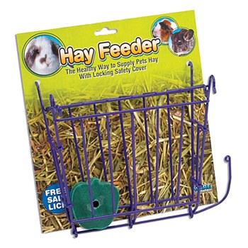 Critter Ware Wire Hay Feeder