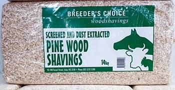 Breeder's Choice Woodshavings Bale Small Pet Litter 14kg