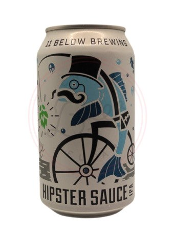 Hipster Sauce - 12oz Can