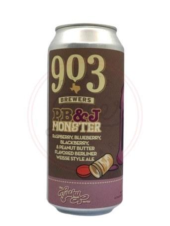 Pb&j Monster - 16oz Can