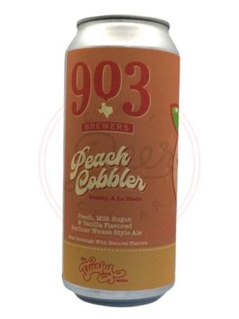 Peach Cobbler - 16oz Can